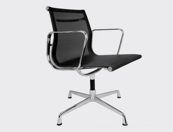 Silla Aluminium Chair EA108 de red