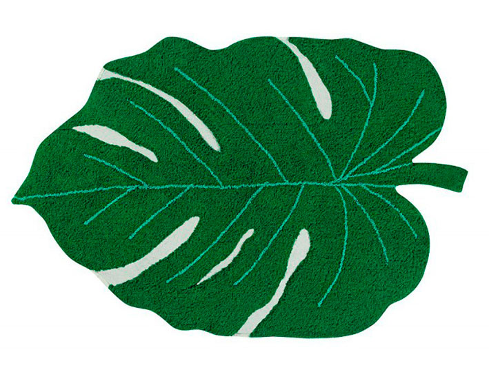 Alfombra Monstera Leaf