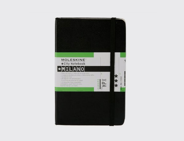City Notebook Mil